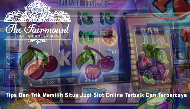 Slot Online Terbaik Dan Terpercaya - Situs Judi Online 24 Jam
